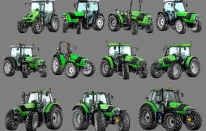 Promocja na wybrane modele ciągników marki DEUTZ-FAHR