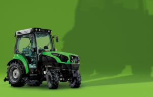 DEUTZ-FAHR – ciągniki rolnicze Seria 5 DS-DV-TTV